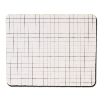 "Rectangular Dry Erase Adhesive Sheets Graph 8"" x 10"" (8 Pack)"