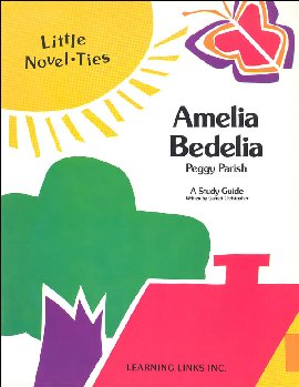 Amelia Bedelia Little Novel-Ties Study Guide