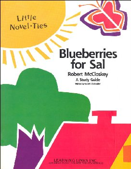 Blueberries for Sal Little Novel-Ties Study Guide