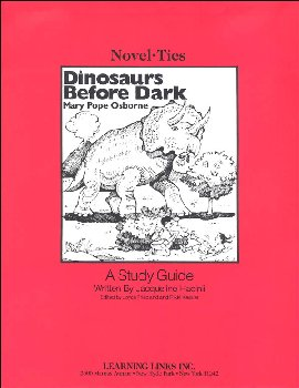 Dinosaurs Before Dark (Magic Tree House) Novel-Ties Study Guide
