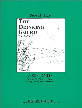 Drinking Gourd Novel-Ties Study Guide