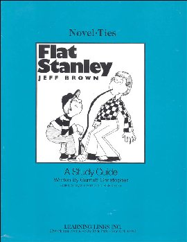 Flat Stanley Novel-Ties Study Guide