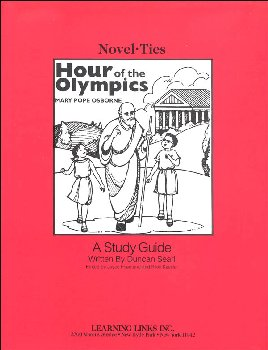 Hour of the Olympics (Magic Tree House) Novel-Ties Study Guide