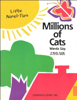 Millions of Cats Little Novel-Ties Study Guide