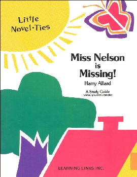 Miss Nelson is Missing Little Novel-Ties Study Guide