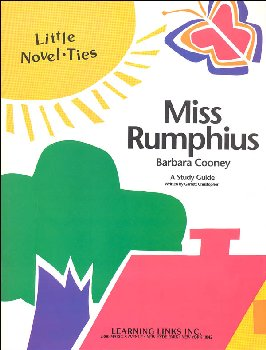Miss Rumphius Little Novel-Ties Study Guide