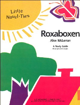 Roxaboxen Little Novel-Ties Study Guide