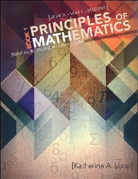 Principles of Mathematics Book 1 Student