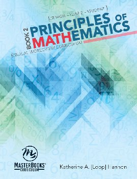 Principles of Mathematics Book 2 Student