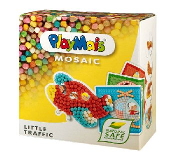 PlayMais Mosaic - Little Traffic
