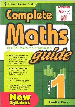 Complete Maths Guide P1