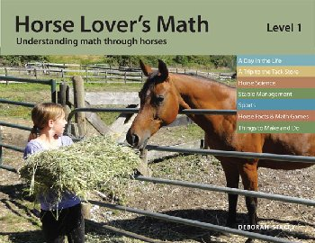 Horse Lover's Math: Understanding Math through Horses Level 1