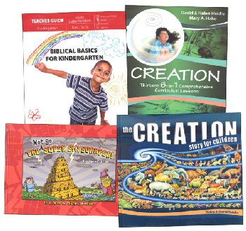 Biblical Basics Kindergarten Set