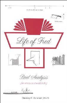Life of Fred: Real Analysis