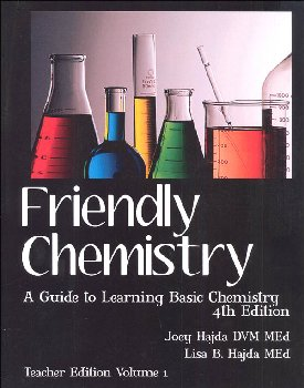 Friendly Chemistry Teacher Edition Volume 1