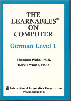 German Level 1 MAC - Learnables 3-Disc Set