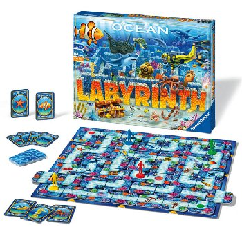 Ocean Labyrinth Game