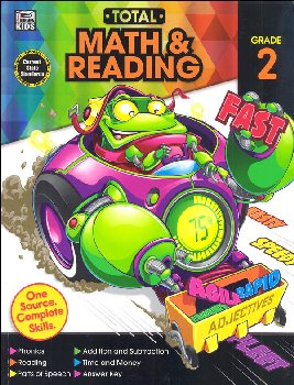 Total Math and Reading: Grade 2