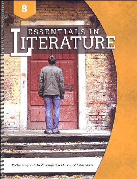 Essentials in Literature Level 8 Additional Workbook