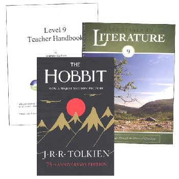 Essentials in Literature Level 9 Combo (DVD, Workbook, Teacher Handbook and Novel)