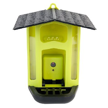 Seed Bird Feeder with Camera