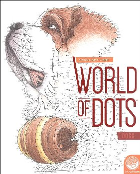 Extreme Dot to Dot World of Dots - Dogs