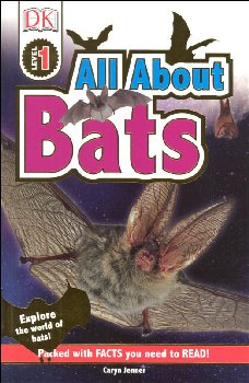 All About Bats (DK Reader Level 1)