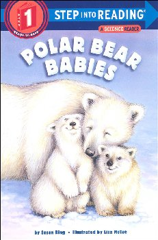 Polar Bear Babies (Step into Reading Level 1)