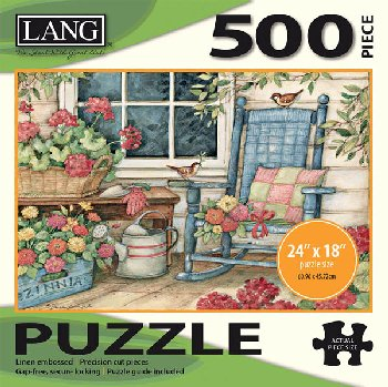 Rocking Chair Puzzle (500 piece)