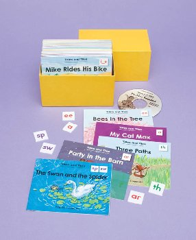 Phonics Readers Complete Set