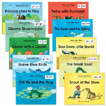 Phonics Readers: Beginning Blends