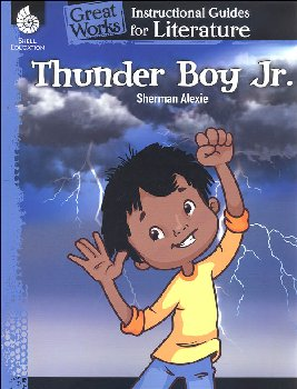 Thunder Boy Jr.: Instructional Guides for Literature (Great Works)