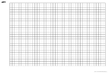 Small Grid Graphing Chart