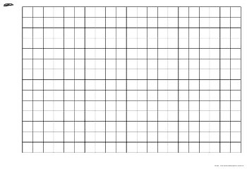 Large Grid Graphing Chart