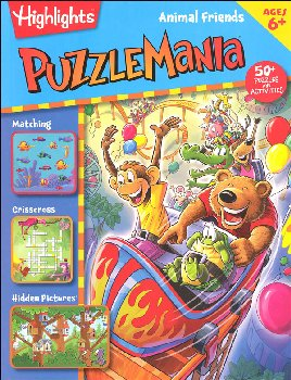 Puzzlemania: Animal Friends