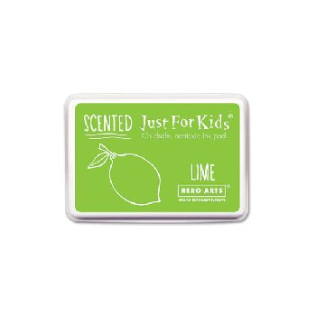 Lime Scented Kids Ink Pad