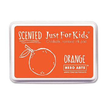 Orange Scented Kids Ink Pad