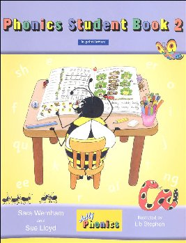 Jolly Phonics Student Book 2 Color Edition