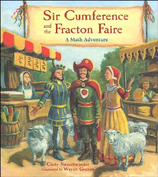 Sir Cumference and the Fraction Faire