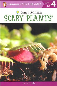 Scary Plants! (Penguin Young Readers Level 4)