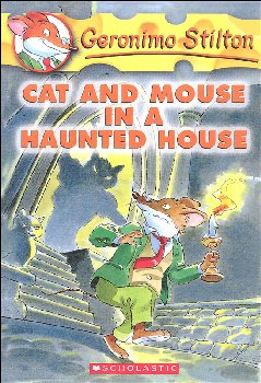 Cat and Mouse in a Haunted House #3 (Geronimo Stilton)