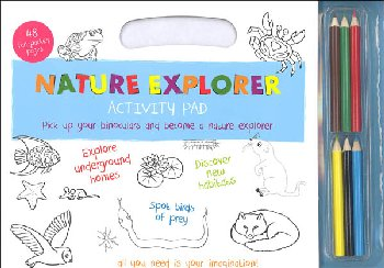 Nature Explorer Activity Pad (Outdoor Activity Pads)