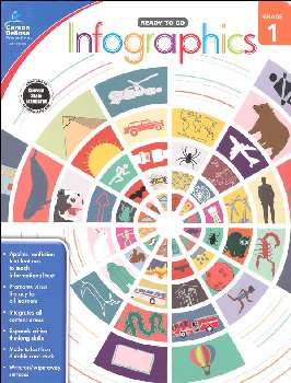 Infographics Workbook - Grade 1