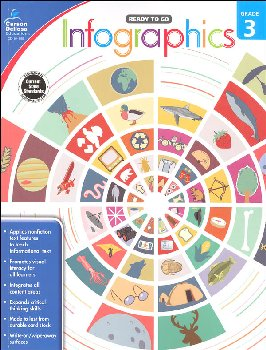 Infographics Workbook - Grade 3