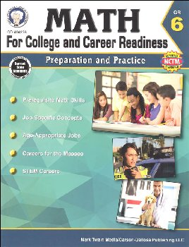 Math for College and Career Readiness: Grade 6