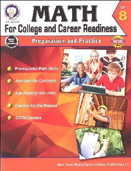 Math for College and Career Readiness: Grade 8