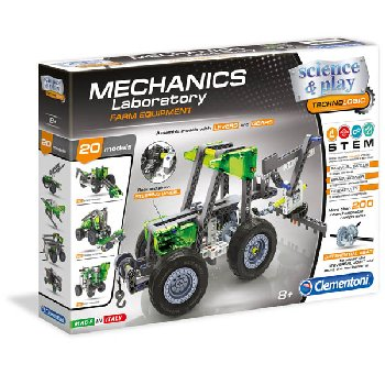 Tractors Kit (Mechanics Laboratory)