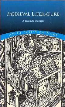 Medieval Literature: Basic Anthology (Dover Thrift Edition)