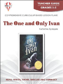 One and Only Ivan Teacher Guide