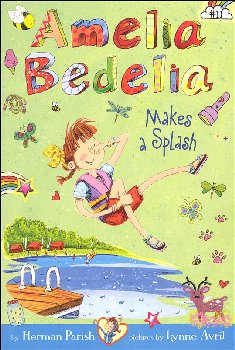 Amelia Bedelia Makes a Splash (Chapter Book #11)
